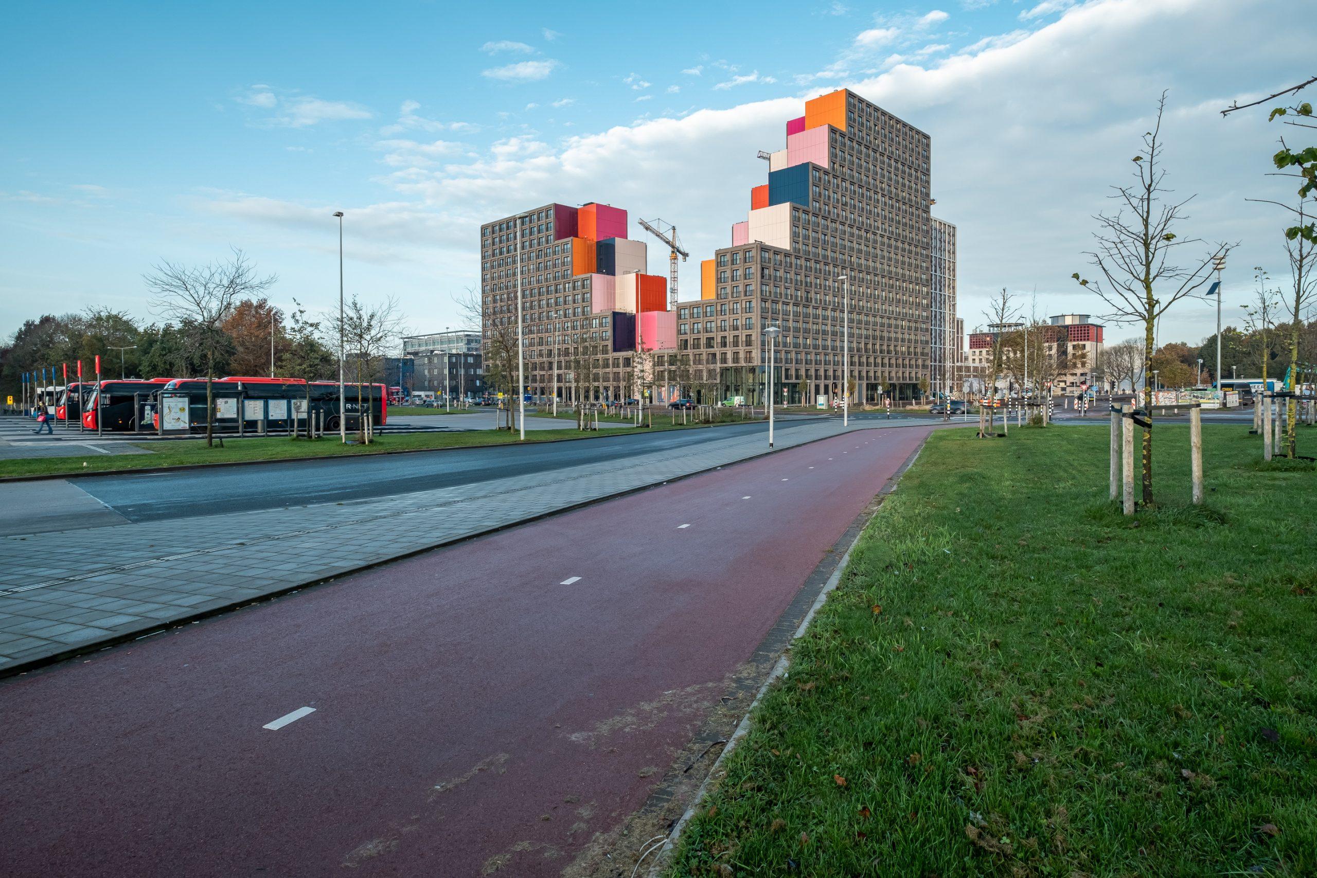 Our Domain, Amsterdam Zuidoost